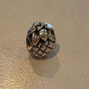 Pandora Pineapple Bead